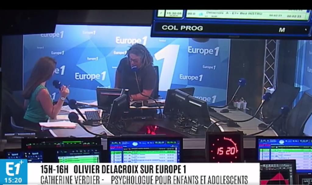 Olivier Delacroix : Harcèlement scolaire